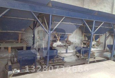 玻璃自动配料系统