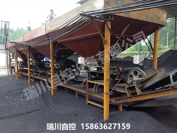 配煤机,混煤生产线系统